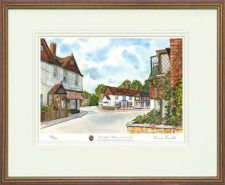 Balcombe-Village-Crossroads