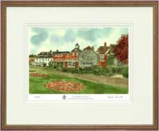 St Andrews - Wood & Gilt Framed Pic