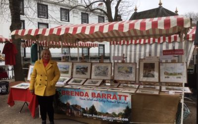 Brenda at The Pantiles Update